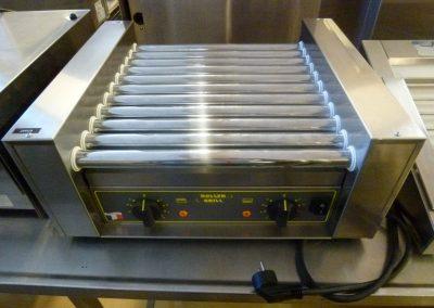 Roller grill makkararolleri