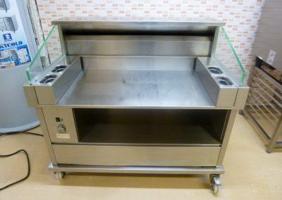 Electrolux Dito paistopiste (sisäänrakennettu ilmastointijärjestelmä)