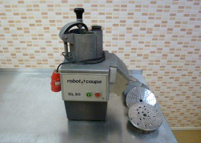 Robot Coupe CL 50 vihannesleikkuri